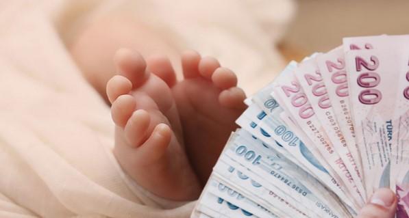 Çalışmayan Anneye Devlet Doğum Yardım Parası