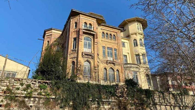 Tarihi Bulgur Palas binası satıldı!